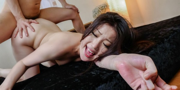 Naomi Sugawara has anal sex at AVAnal